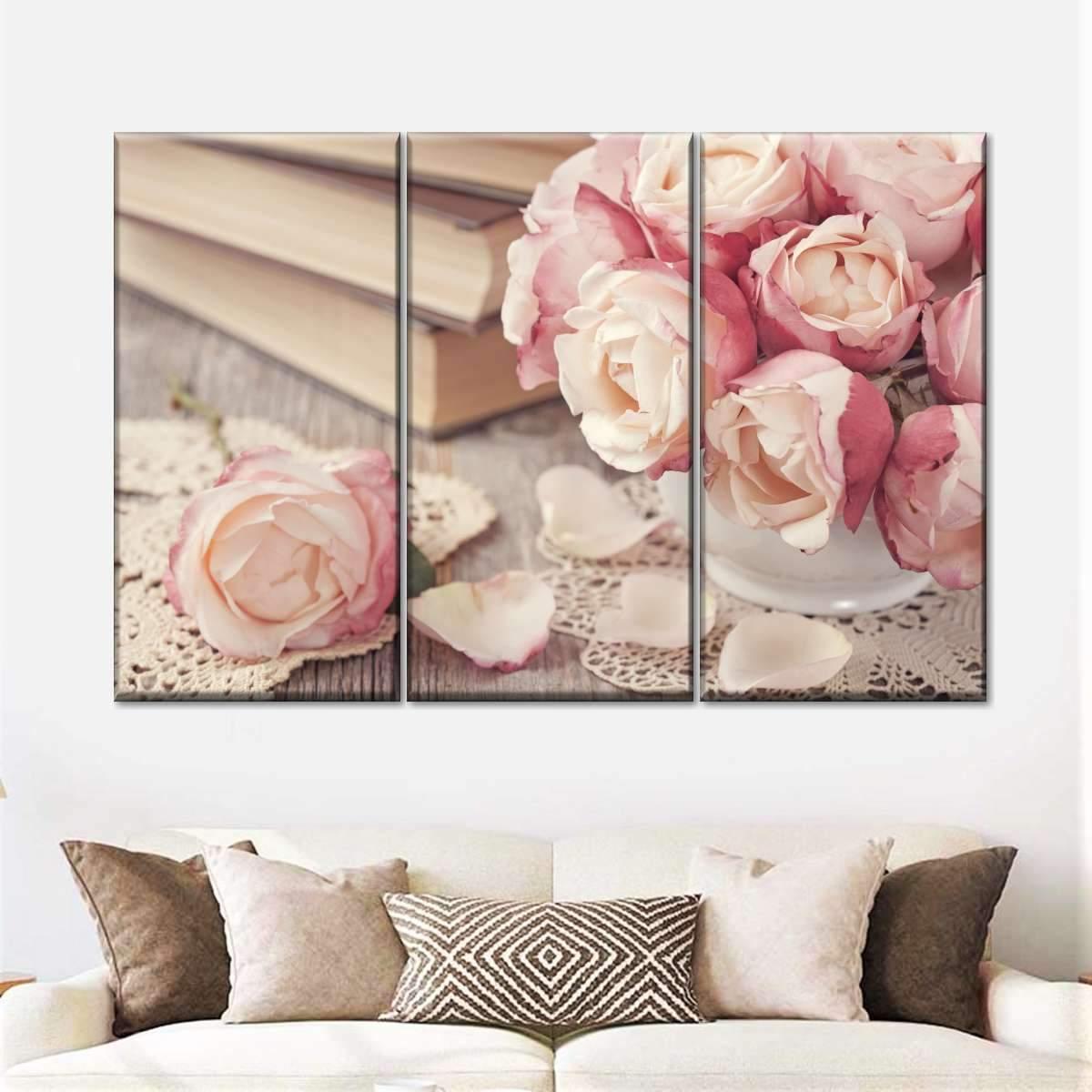 Endless Love Multi Panel Canvas Wall Art