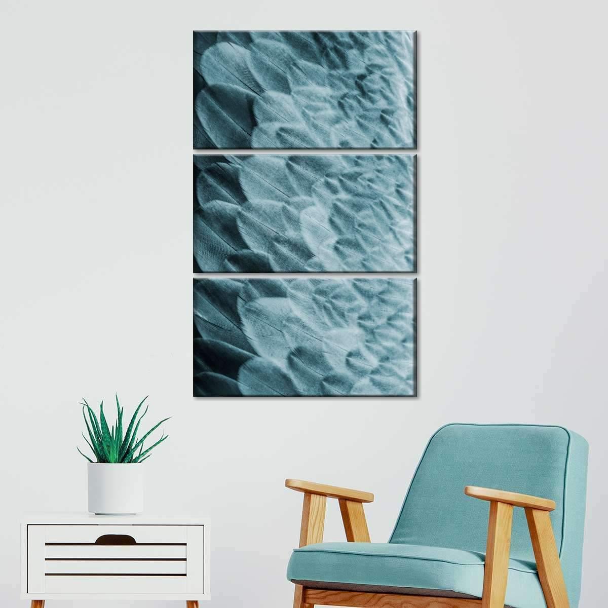 Volture I Multi Panel Canvas Wall Art