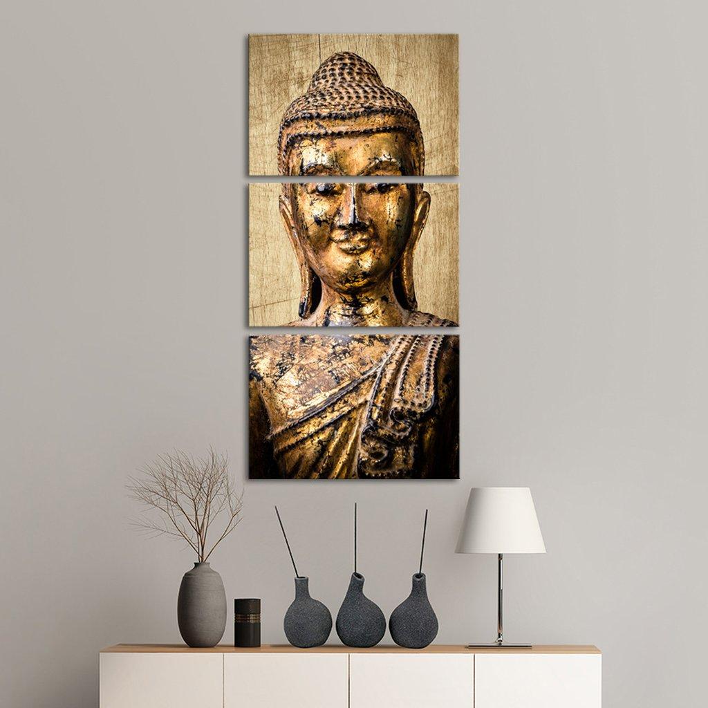Tibetan Buddhism Multi Panel Canvas Wall Art