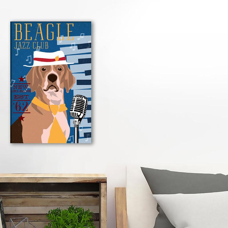 Beagle Jazz