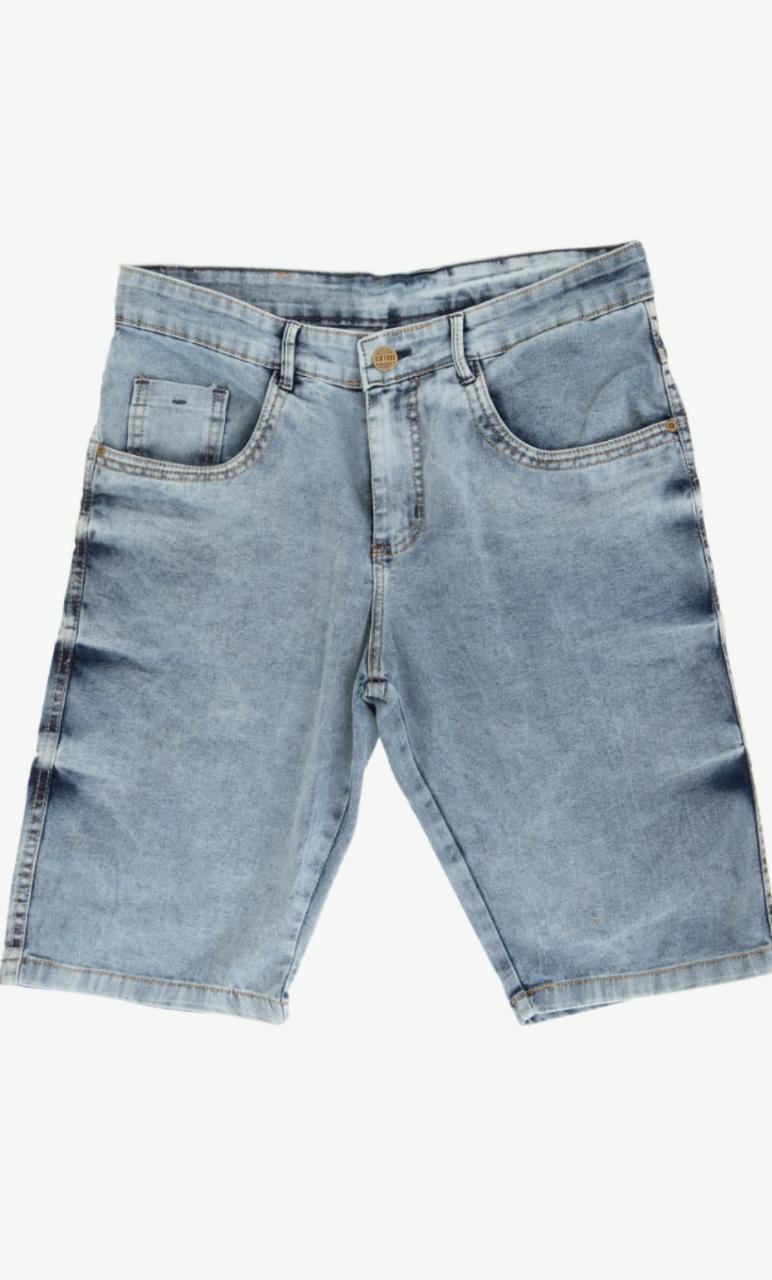 Bermuda Jeans Masculina [117]