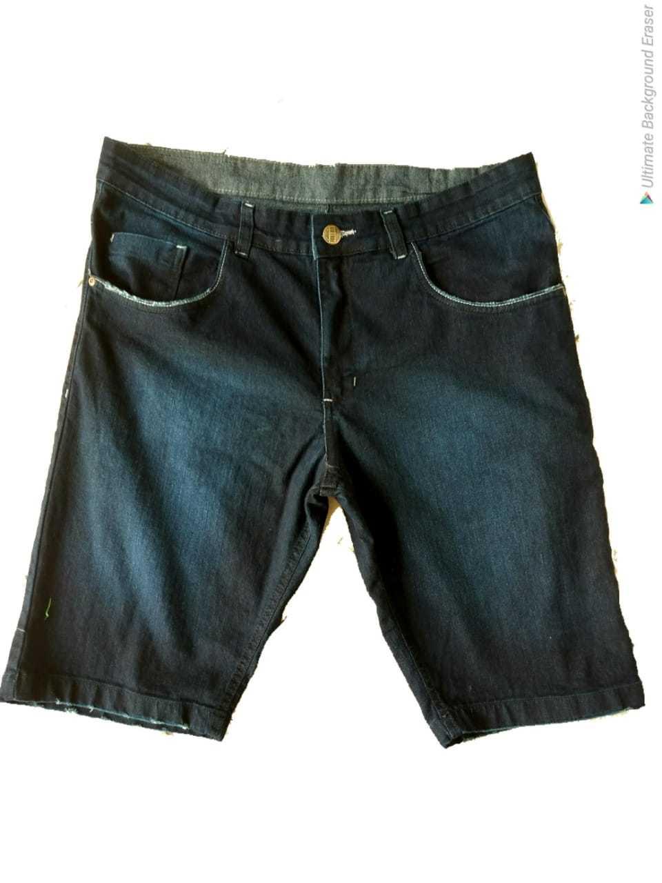 Bermuda Jeans Masculina [118]
