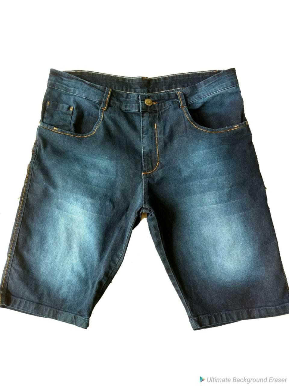 Bermuda Jeans Masculina [120]