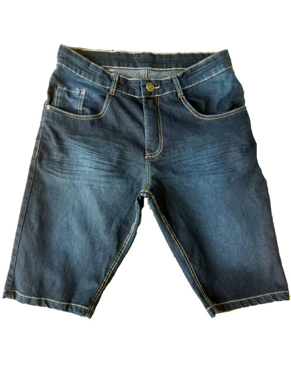 Bermuda Jeans Masculina [123]