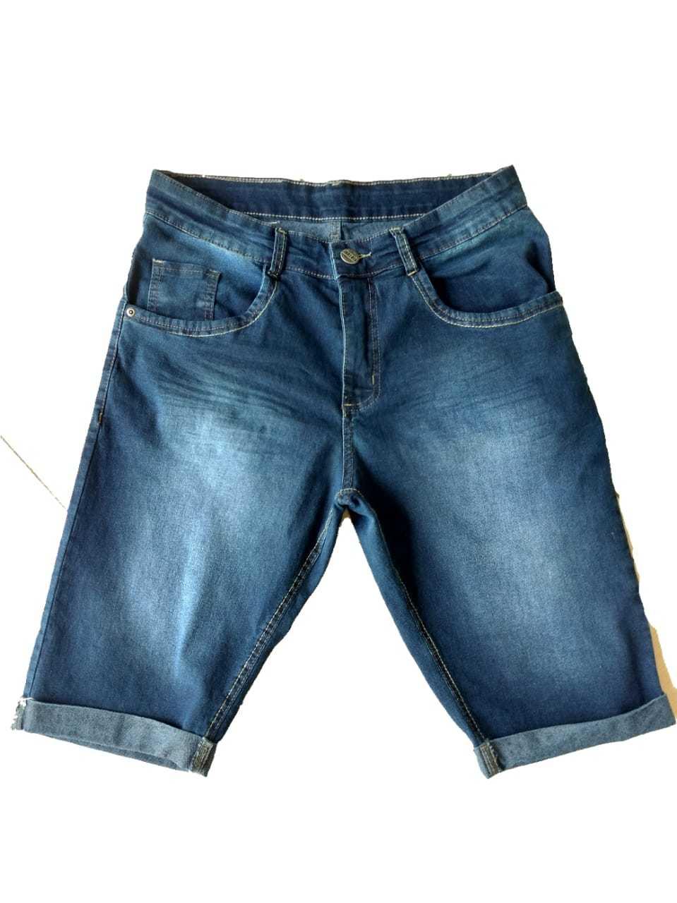 Bermuda Jeans Masculina [124]