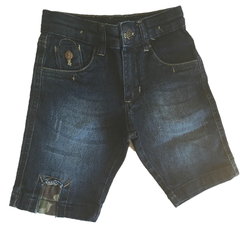 Bermuda Jeans Infantil Masculina [408]