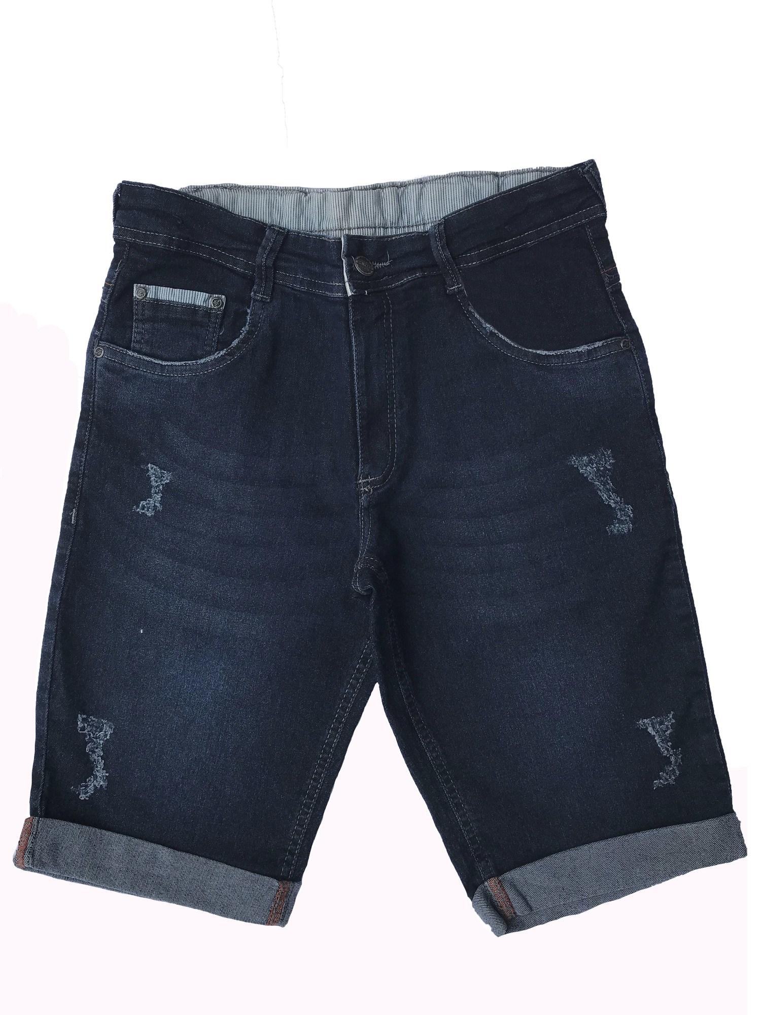 Bermuda Jeans Masculina Infantil [617]