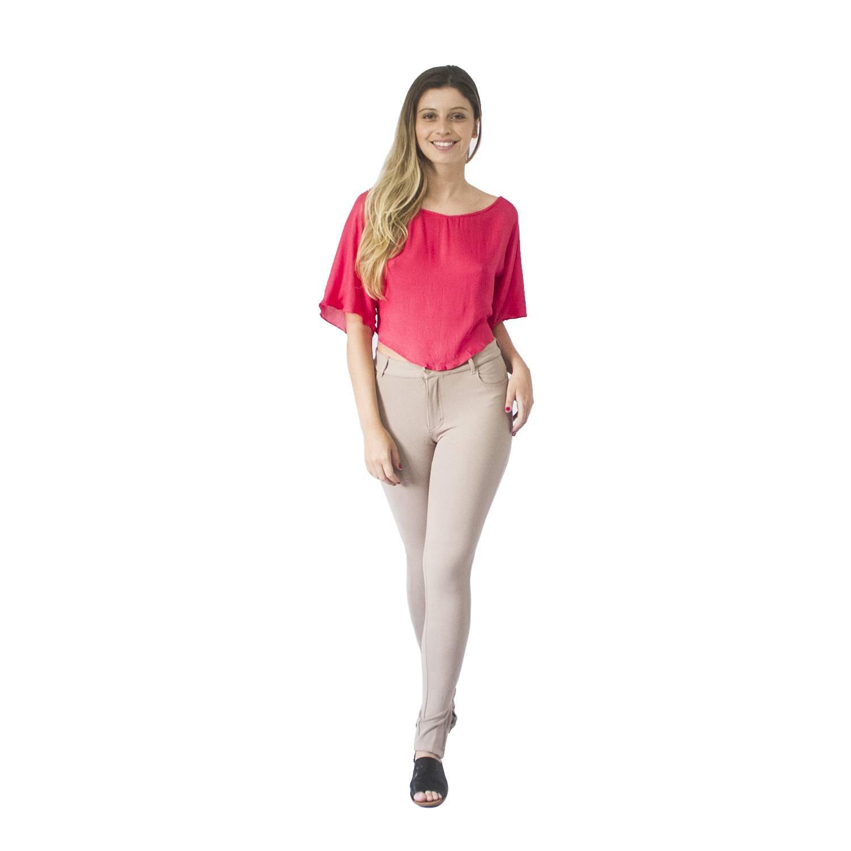 Blusa Chapeu de Sol Pink
