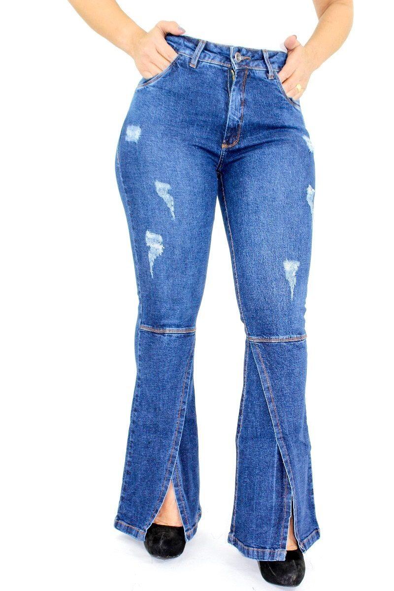 Calça Dinho's Jeans Max Flare City (2367