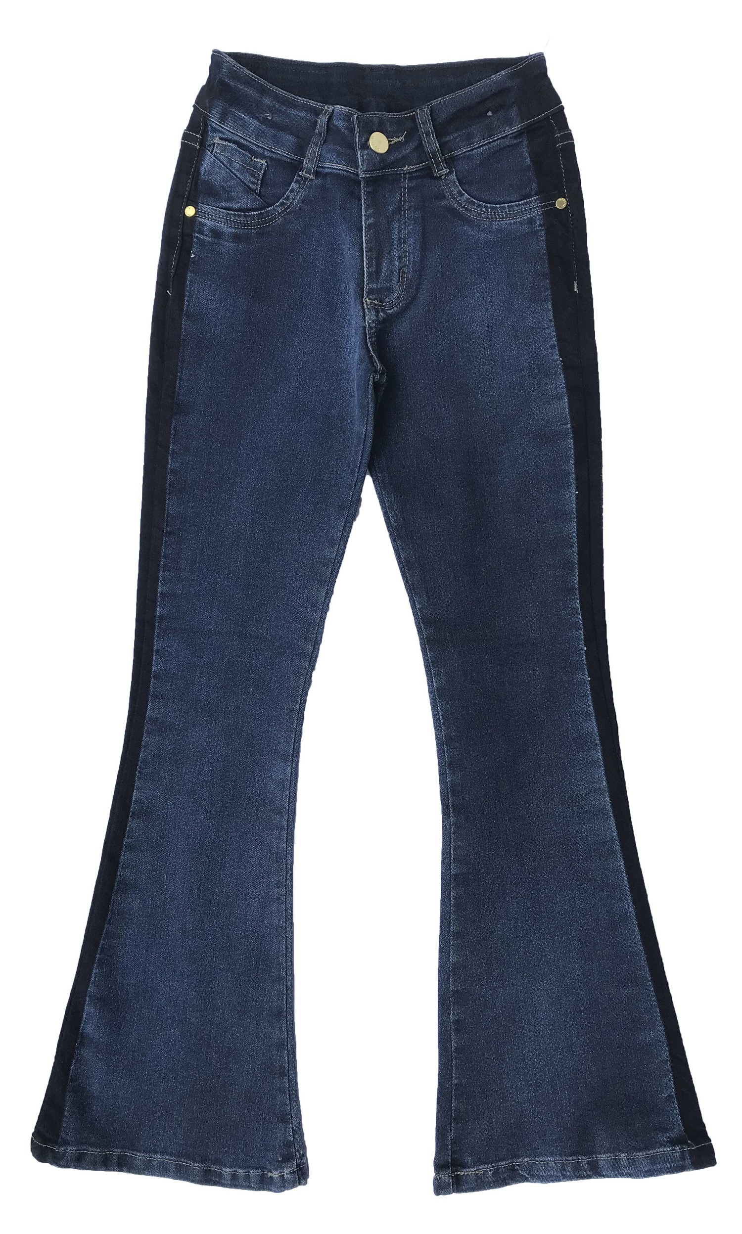 Calça Flare Jeans [627]