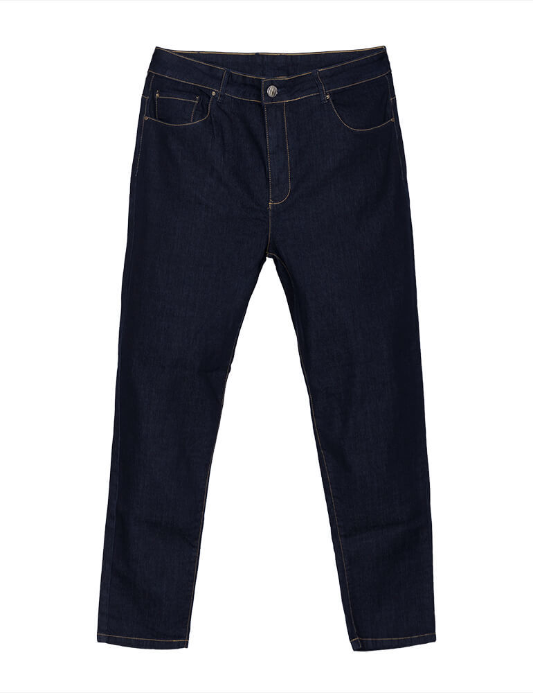 Calça Jeans Skinny Feminina Fact Jeans - Plus Size [03267]