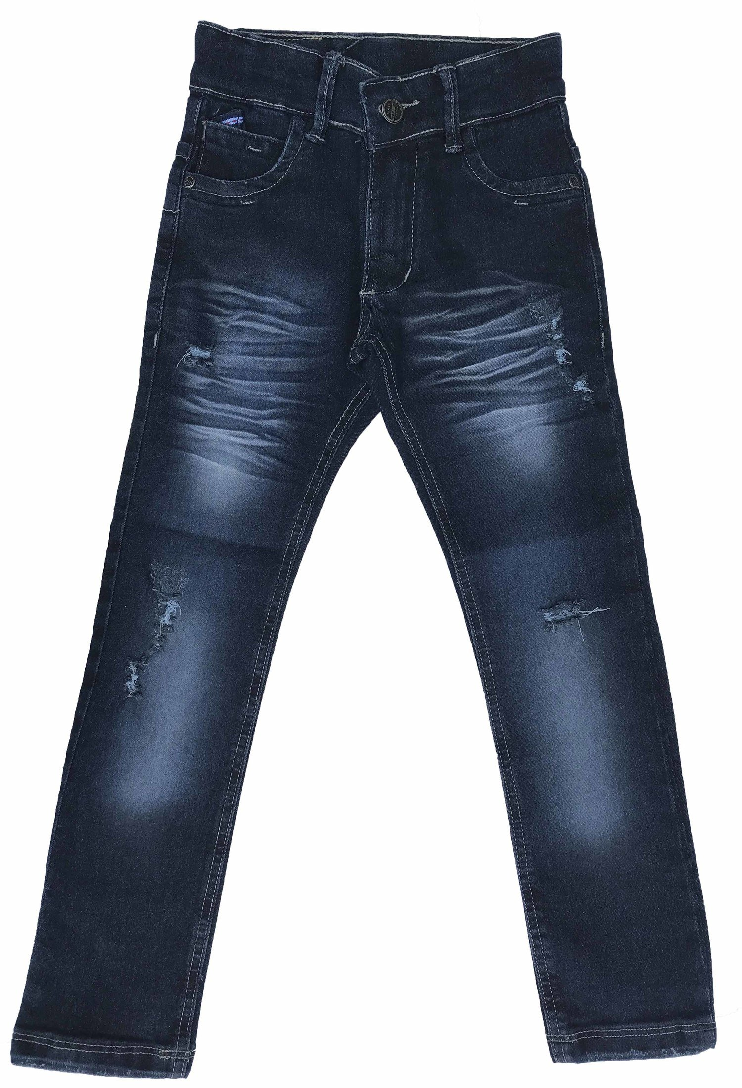 Calça Masculina Infantil Jeans [418]