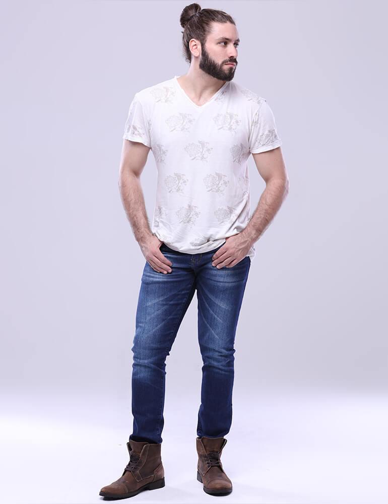 Calça Masculina Tradicional Fact Jeans [3002]