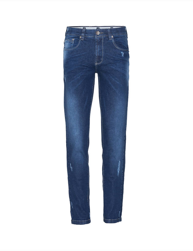 Calça Masculina Tradicional Fact Jeans [3136]