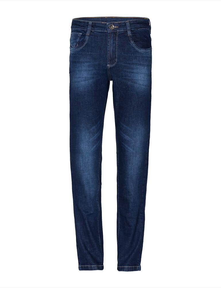 Calça Masculina Tradicional Fact Jeans [3209]