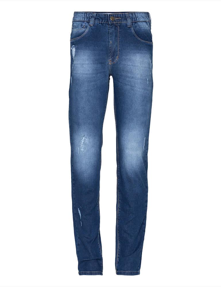 Calça Masculina Tradicional Fact Jeans [3465]