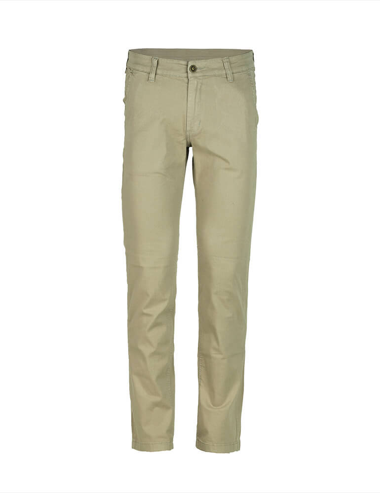 Calça Masculina Tradicional Fact Jeans - Caqui [2949]