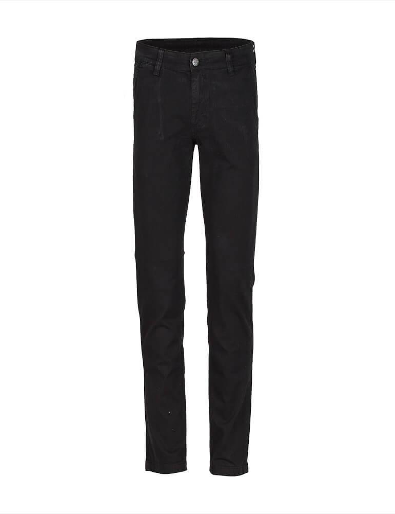 Calça Masculina Tradicional Fact Jeans - Preto [2949]