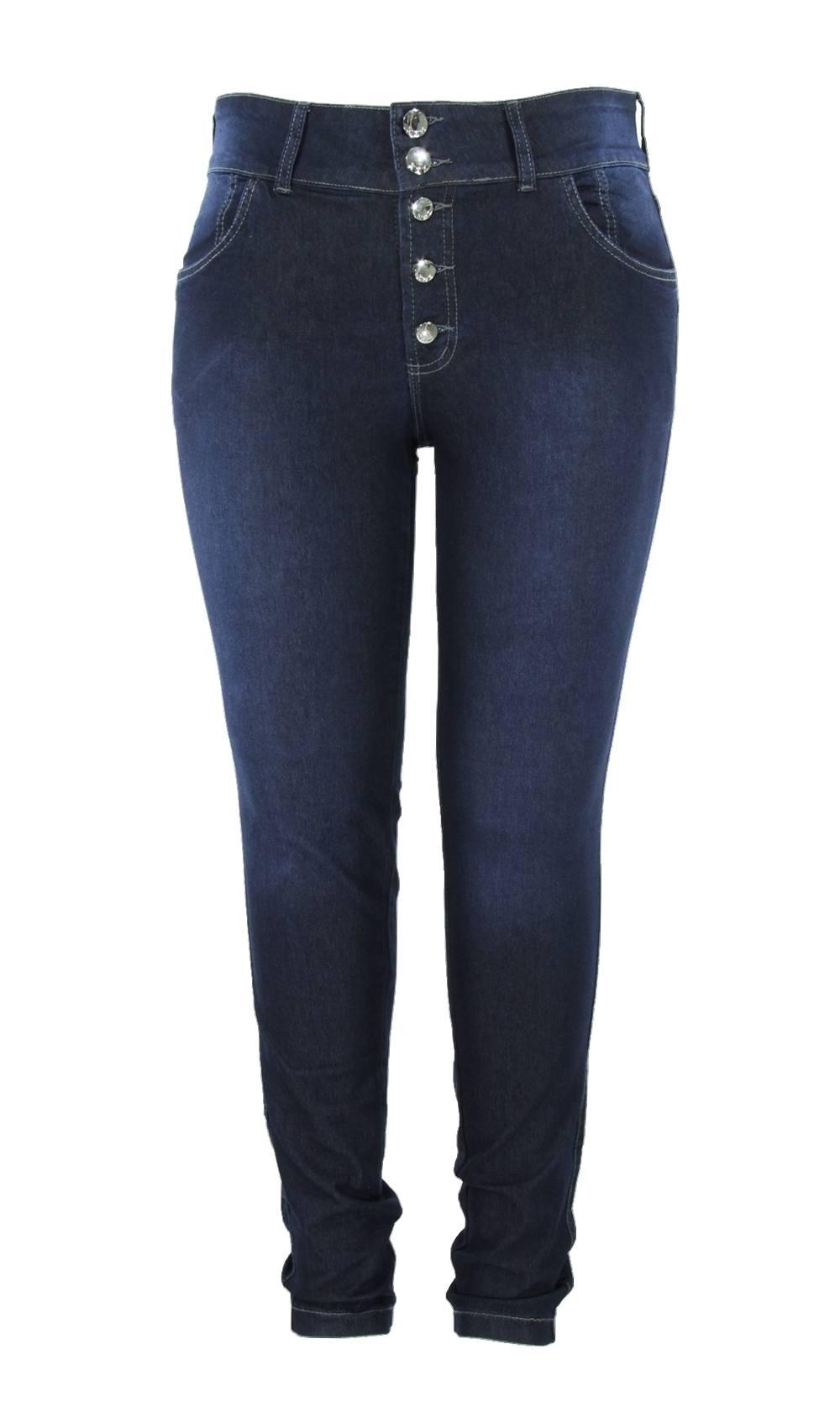 Calça Skinny Eruption Jeans [5611AM]