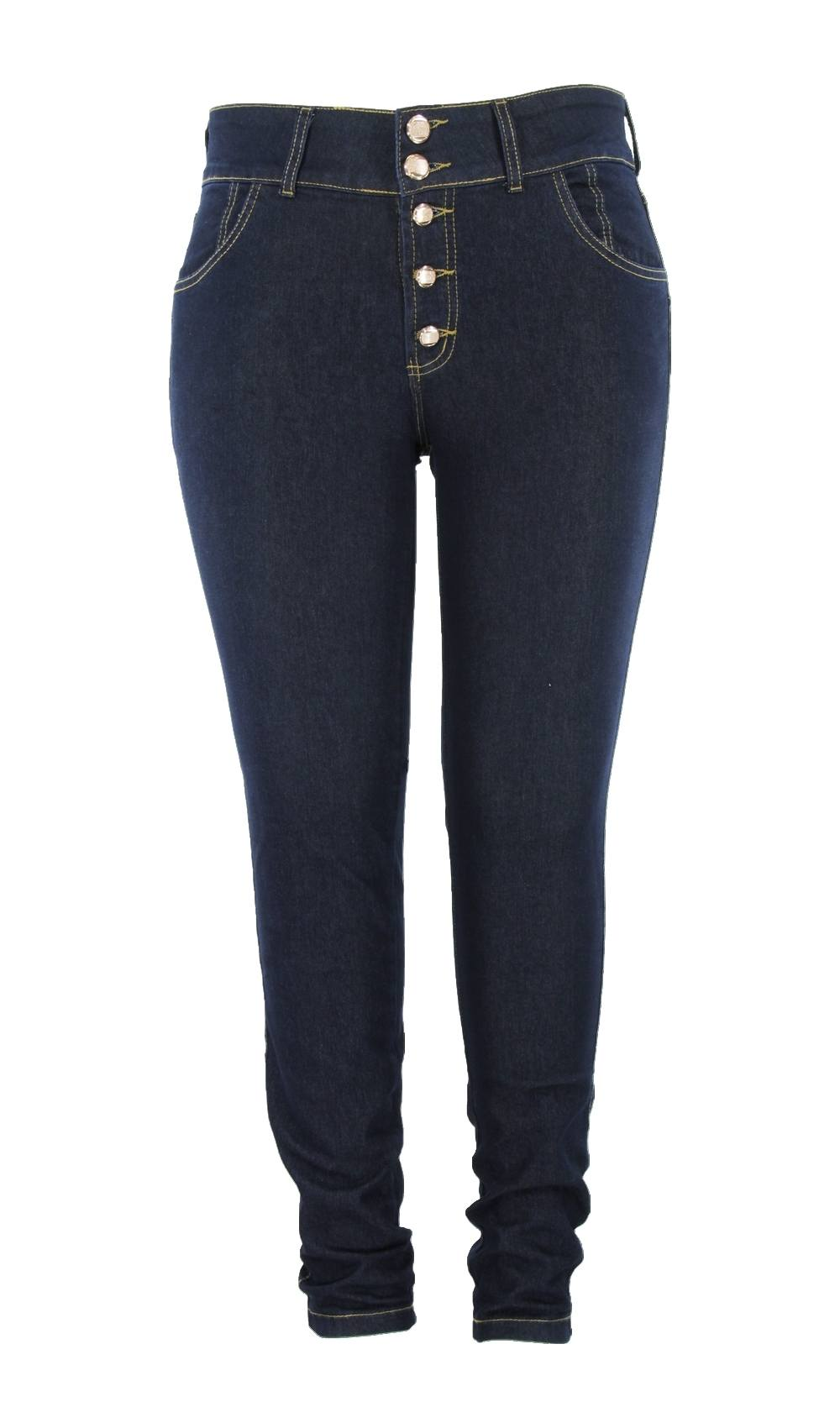 Calça Skinny Eruption Jeans [5611AMOC]