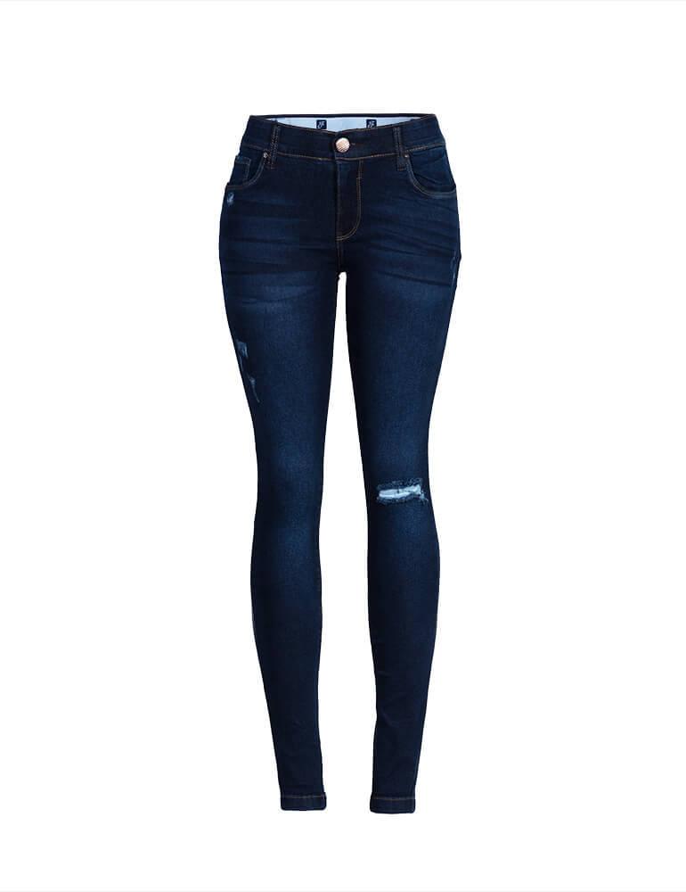 Calça Skinny Feminina Fact Jeans [2869]