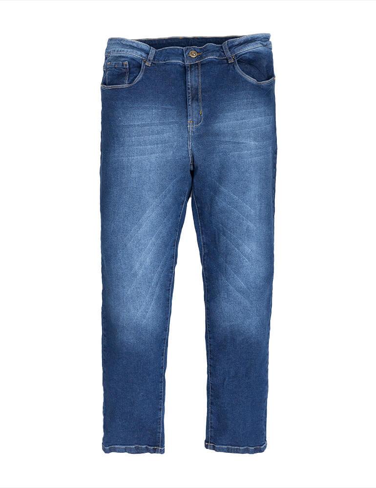 Calça Skinny Feminina Fact Jeans Plus Size ref. 3185