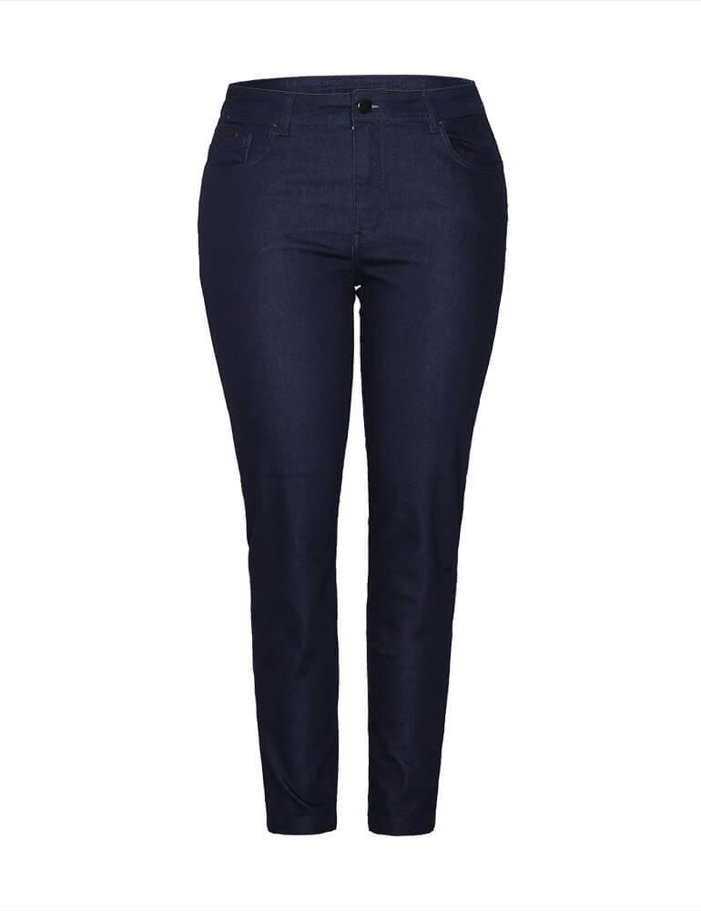 Calça Skinny Feminina Fact Jeans Plus Size [03220]