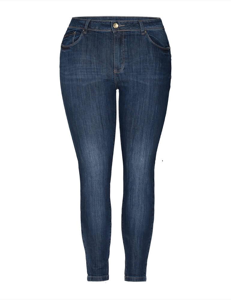 Calça Capri Feminina Fact Jeans Plus Size ref. 03263