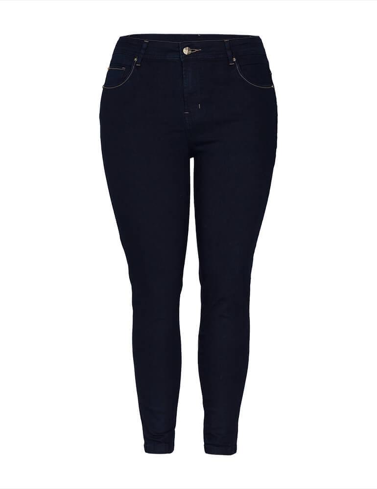 Calça Skinny Feminina Fact Jeans Plus Size [03275]