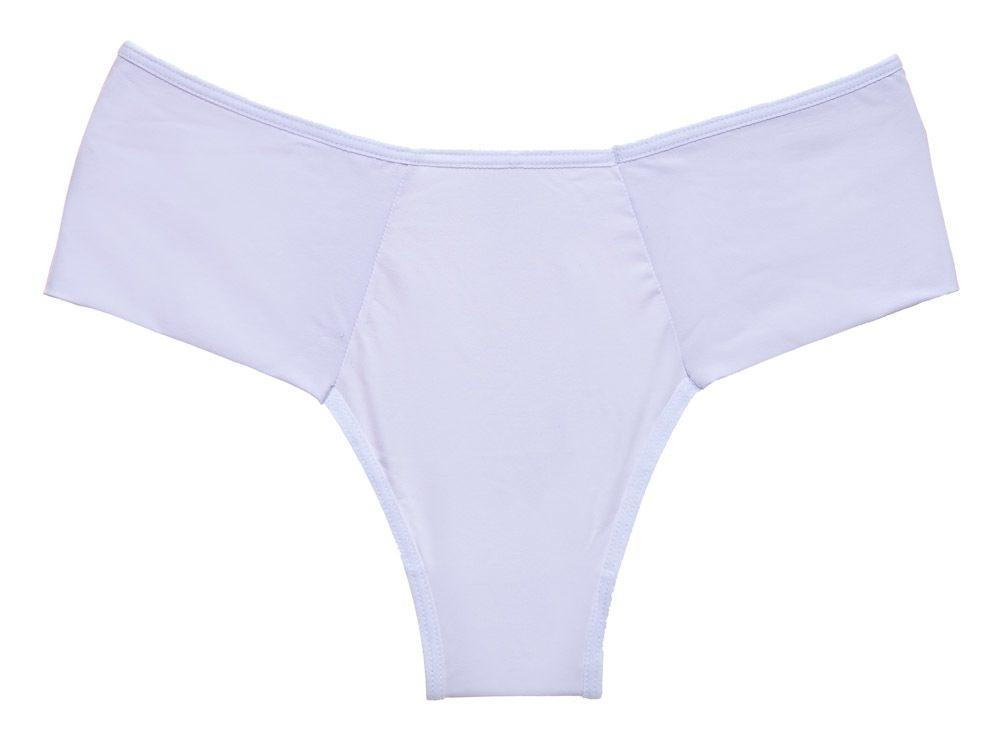 Calcinha Mega Pala White