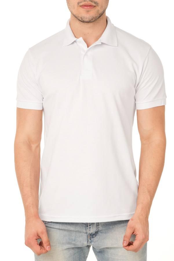 Camisa Polo P.A. Branca