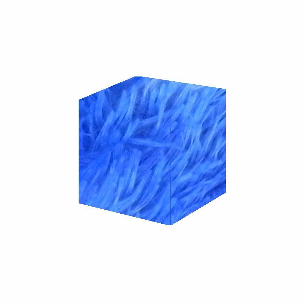 Puff Quadrado - Capa 0,40X0,50 Para (P) - 24 Opções Cores [1411]