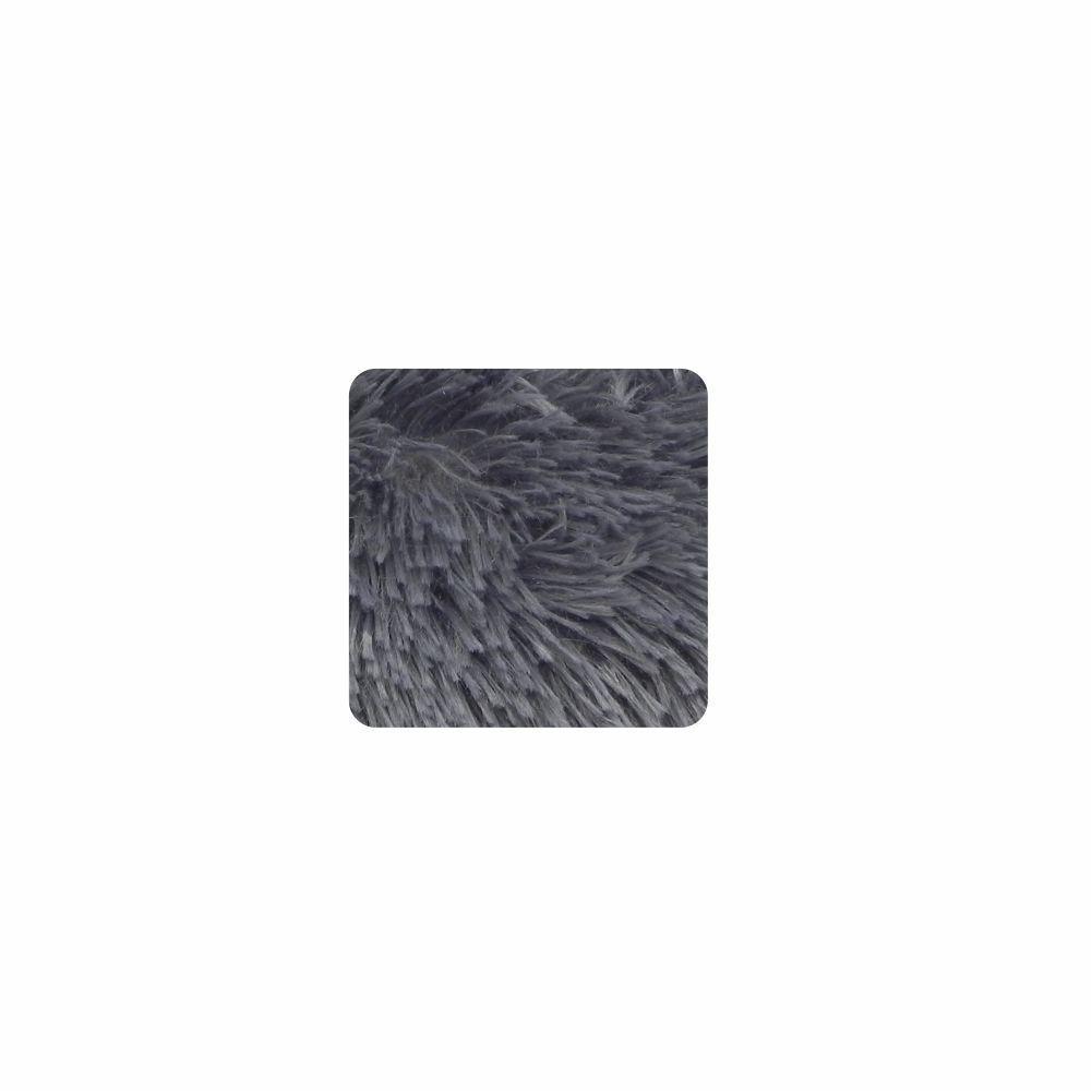 Almofada Felpuda Quadrada - Capa 0,30X0,30 - 24 Opções Cores [831]