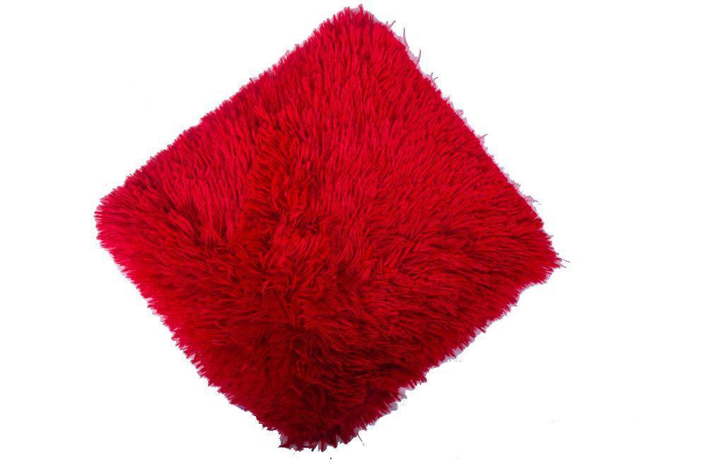 Capa Para Almofada Felpudo 0,50X1,00 Diversos [1203]
