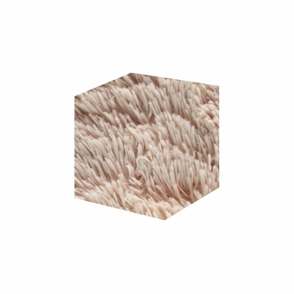 Capa Para Puff Quadrado Felpudo 1,00X0,50 (M) Diversos [1219]