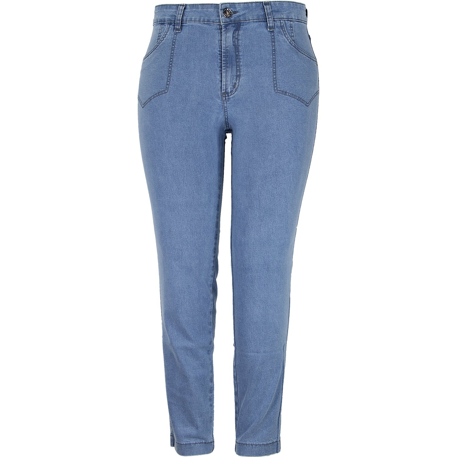 Cigarrete Eruption Jeans Donna Julia [54184DEL]