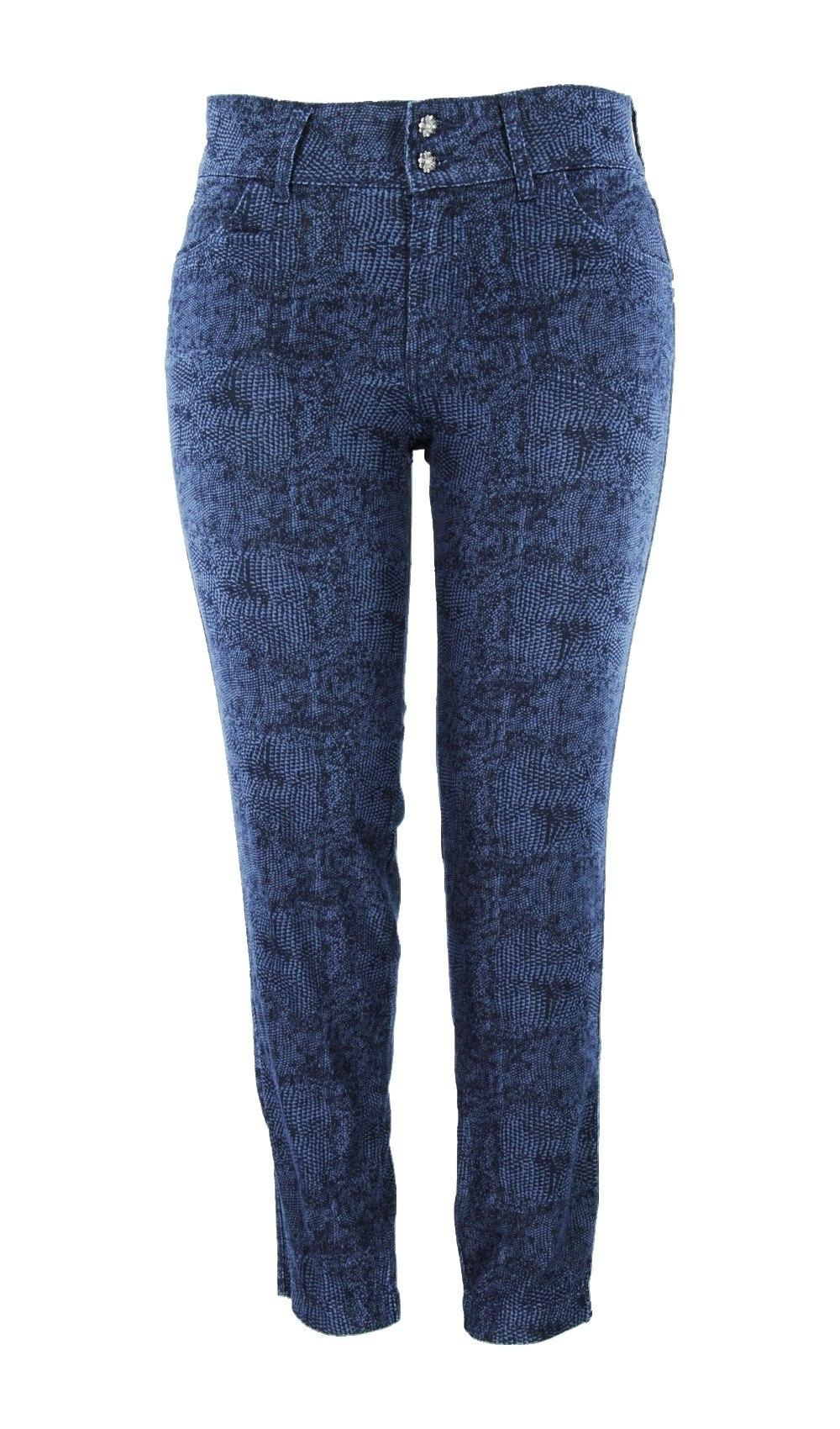 Cigarrete Eruption Jeans Estampada Asp [52168AM]