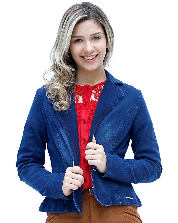 Blazer Jeans Ana Maria [5402]