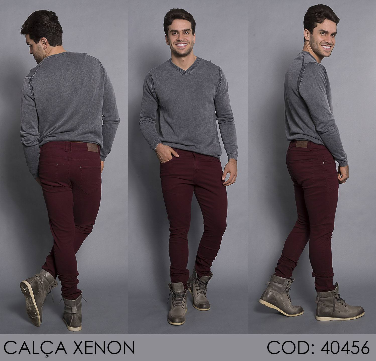 Calça Darlook Denim Xenon [40456]