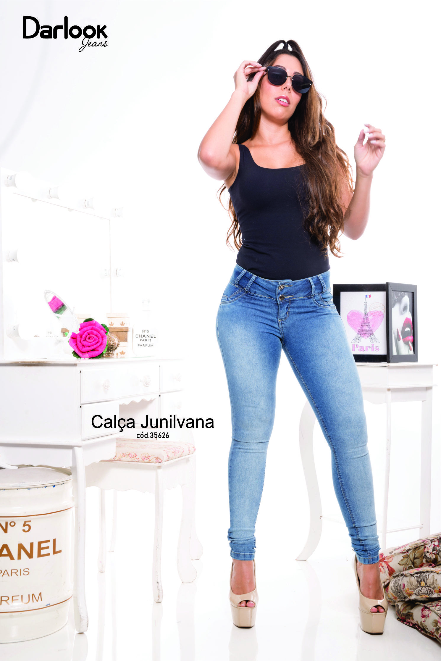 Calça Darlook Junilvana [35626]