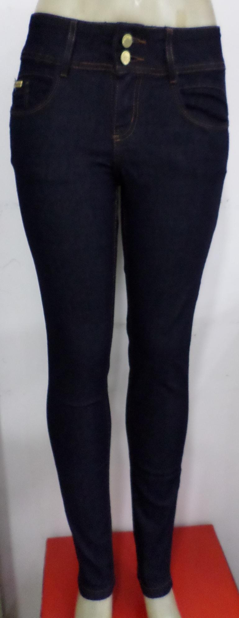 Calça Feminina Black Jeans Cigarrete  - R$64,99 - [BLACK369]