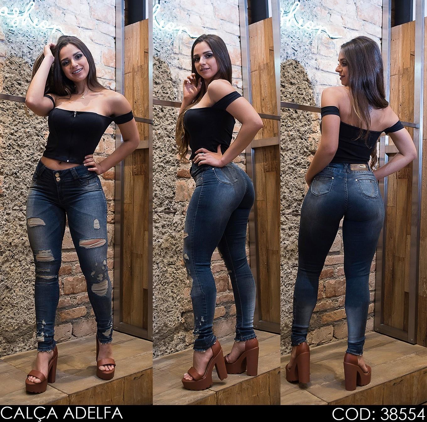 Calça Jeans Darlook Adelfa [38554]