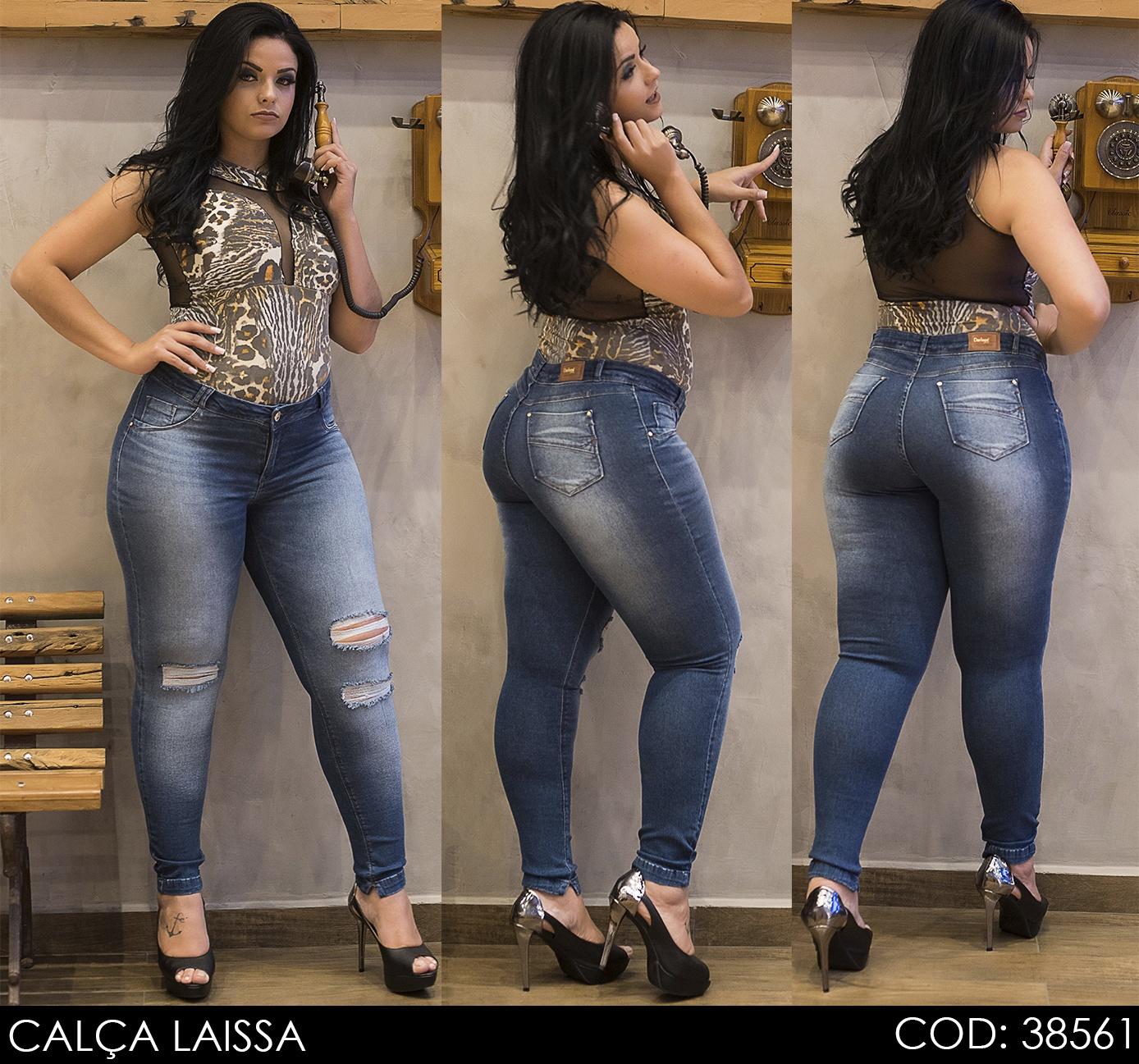 Calça Jeans Darlook Laissa [38561]