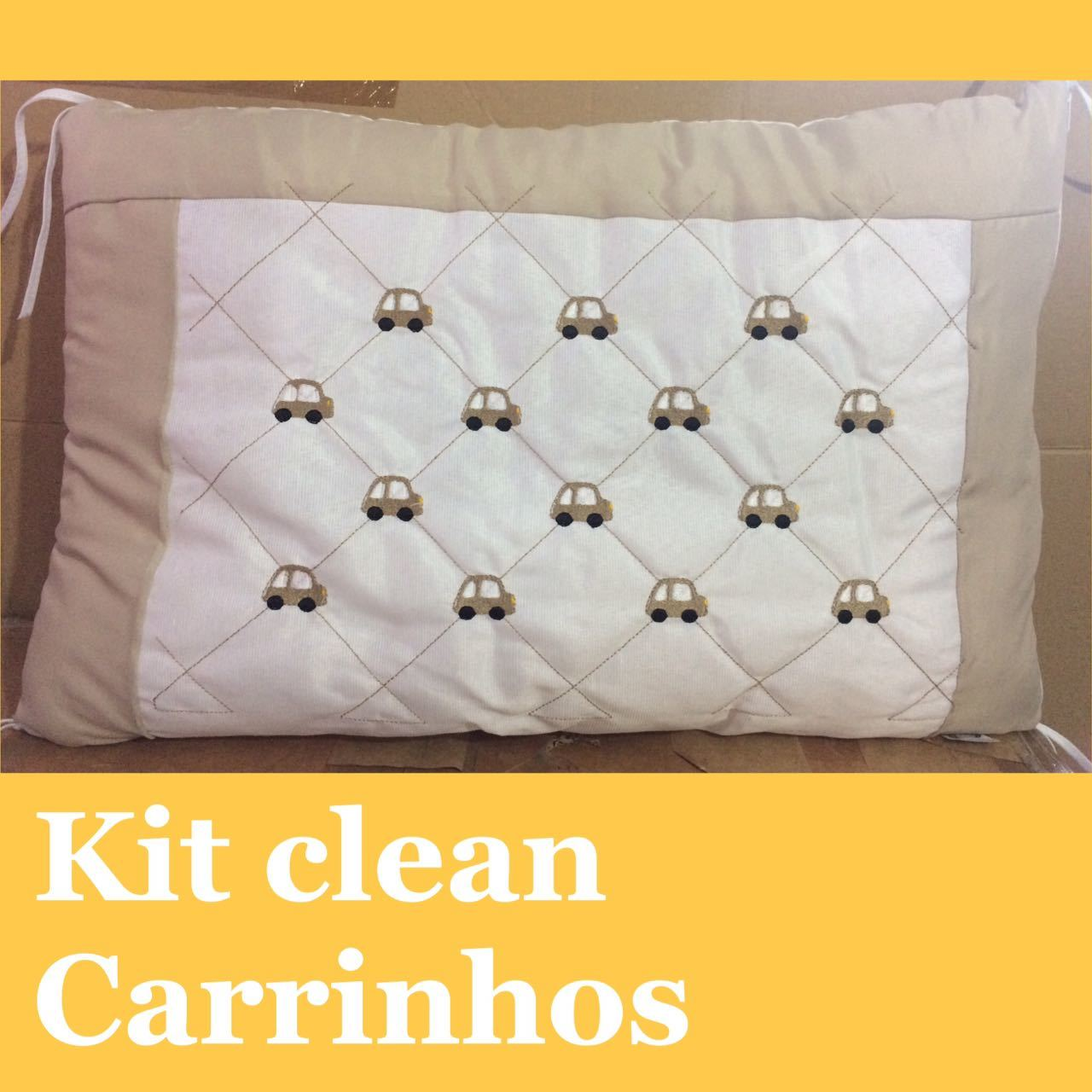 Kit Clean Carrinhos