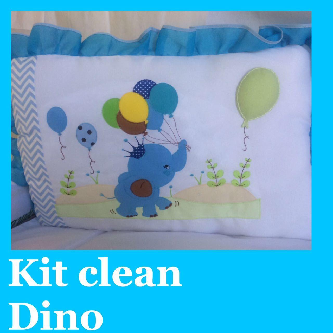 Kit Clean Dino