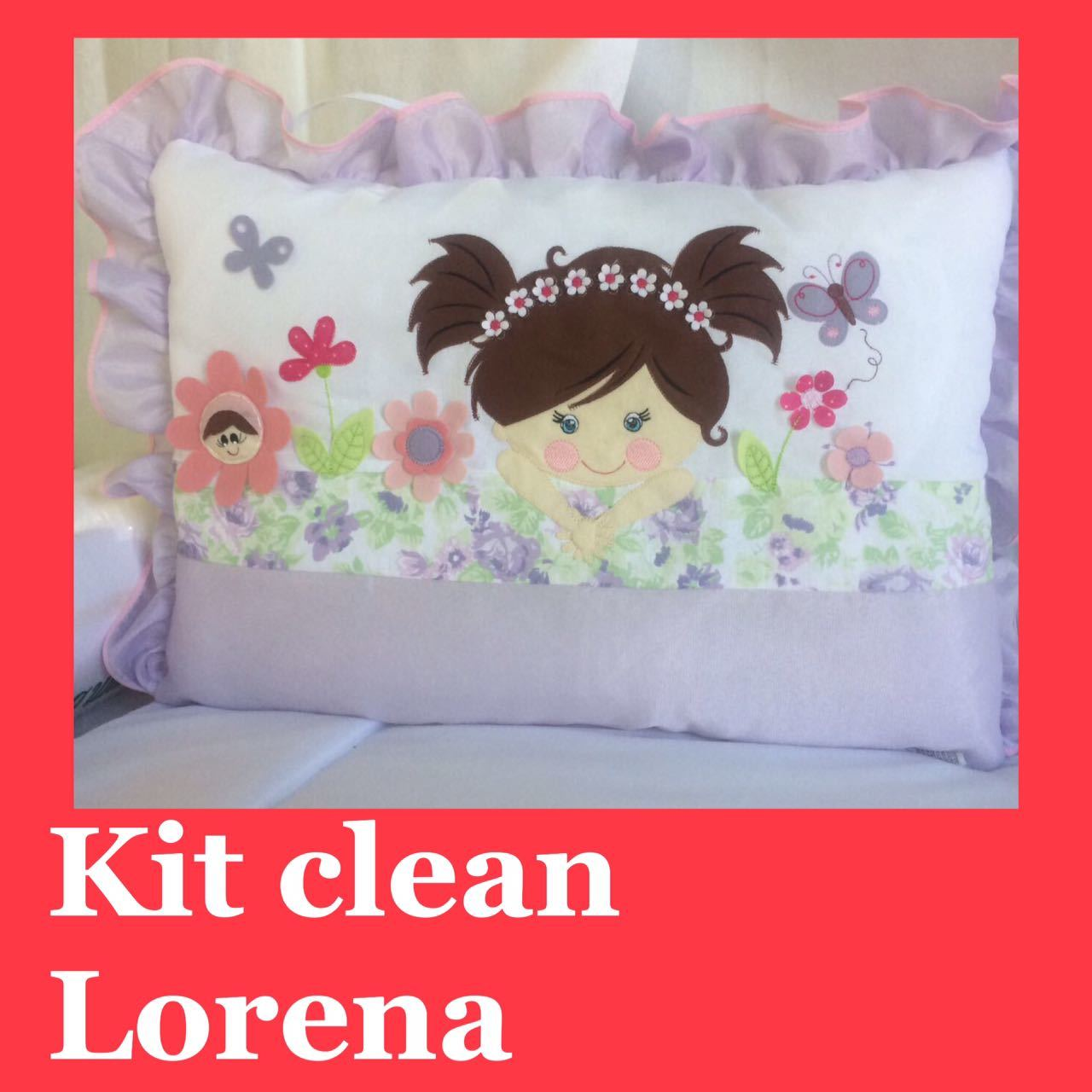 Kit Clean Lorena