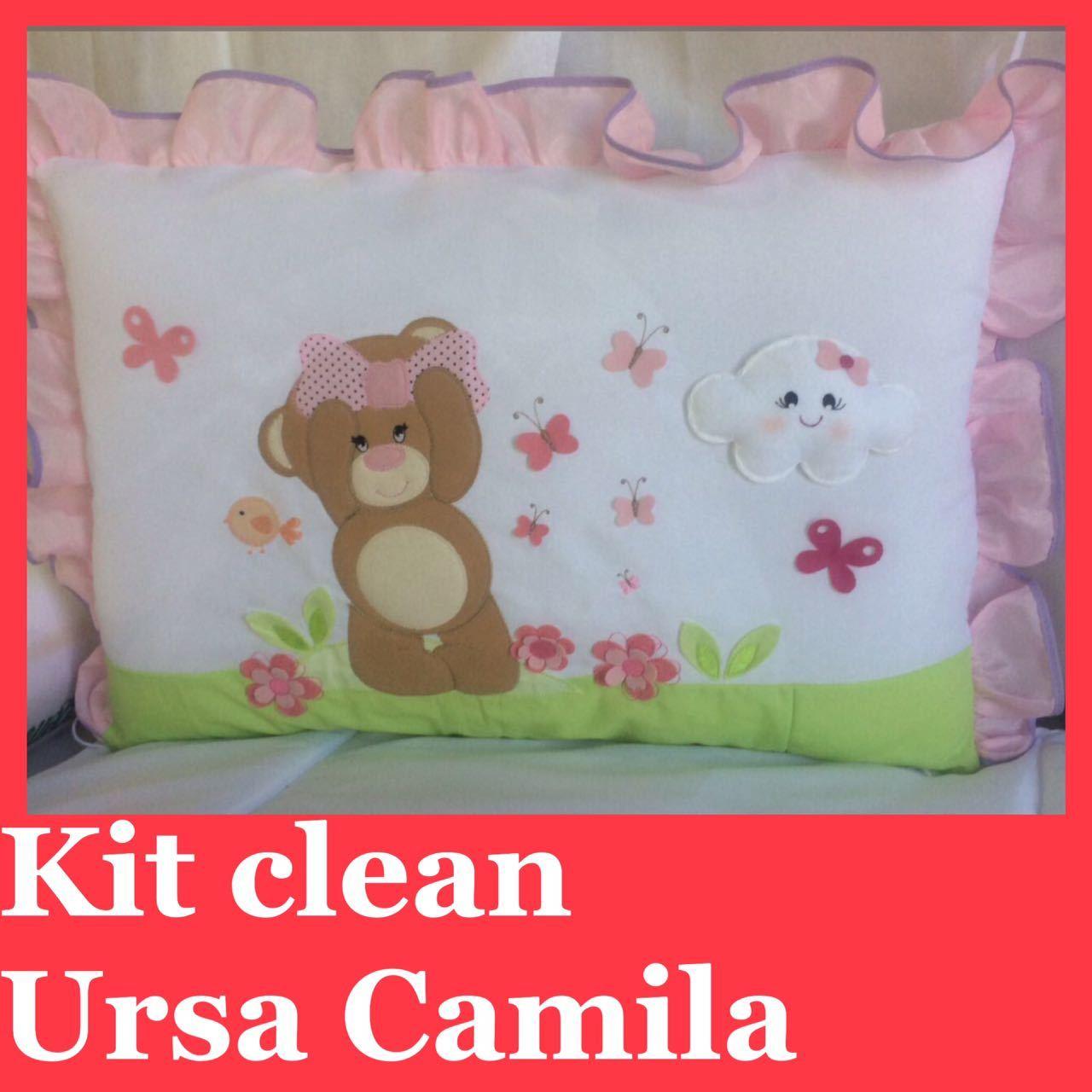 Kit Clean Ursa Camila