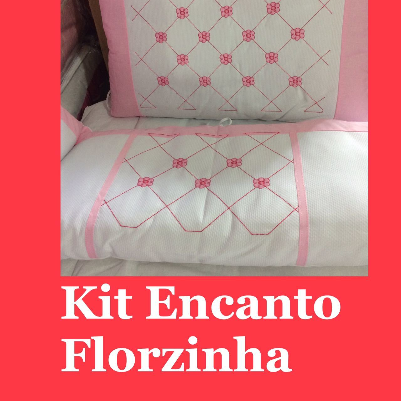 Kit Encanto Florzinha