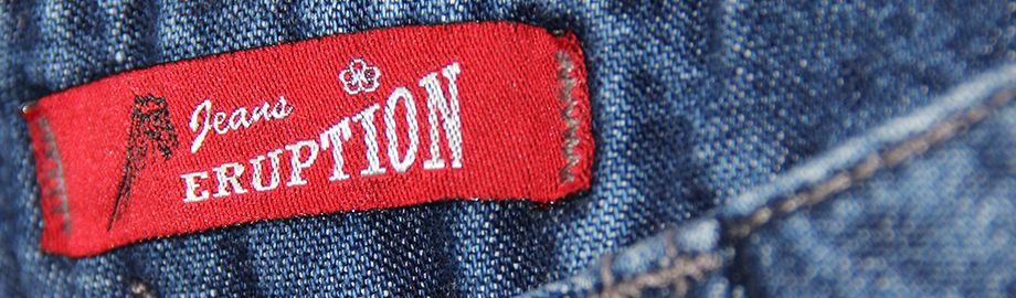 Eruption Jeans