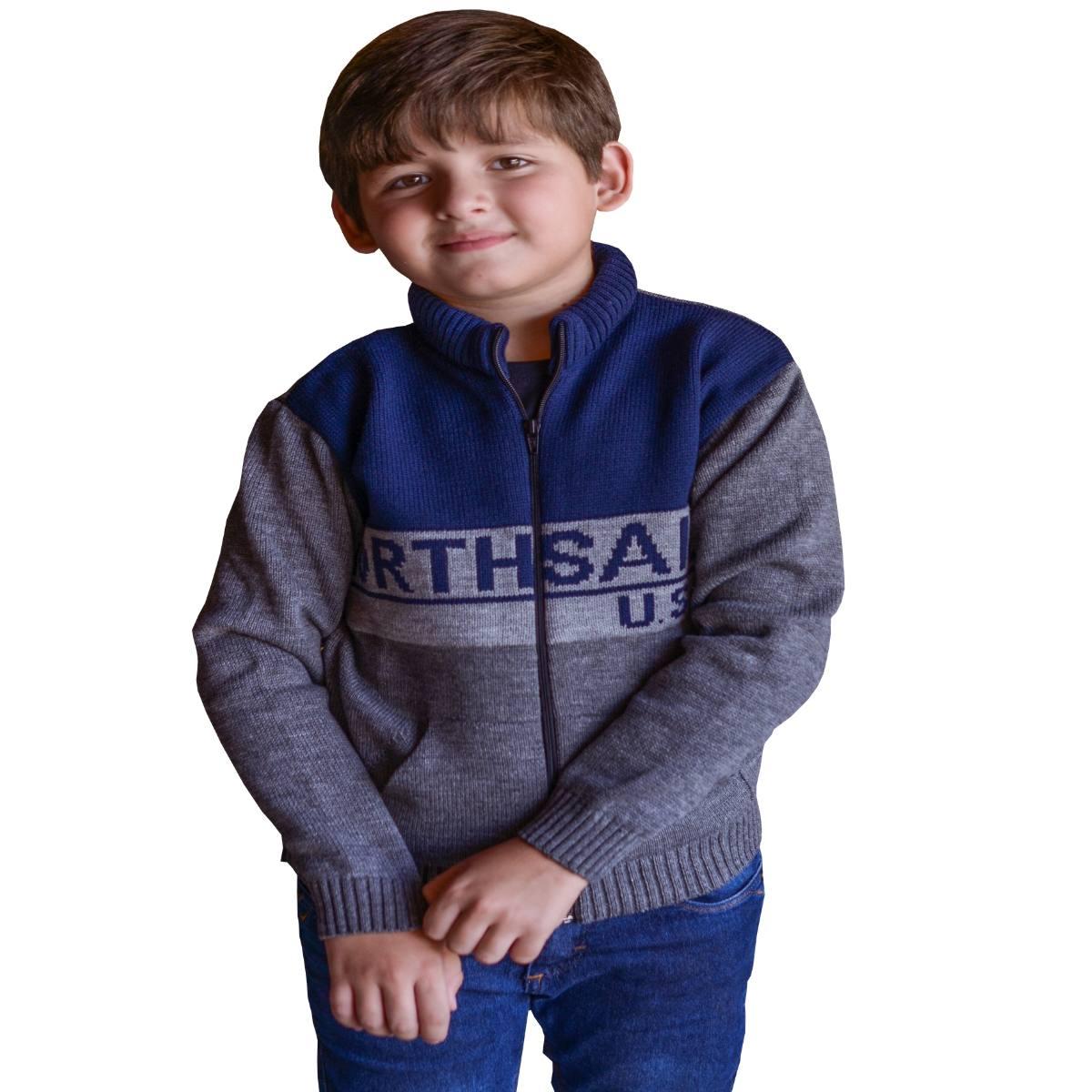 Jaqueta Infantil Blusa De Menino Masculina